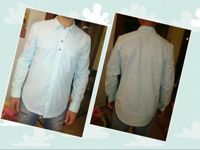 chemise portée