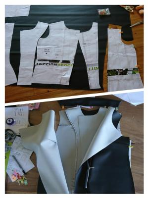 Couture en cours