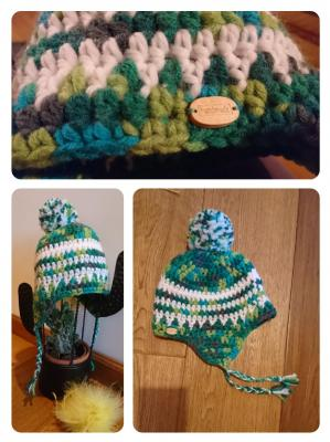 Bonnets crochet Balthazar